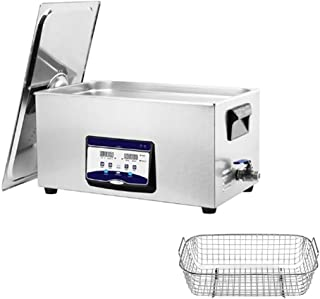 Ultrasonic Cleaner Bath, Metal Tools Ultrasound Cleaning Machine, Washing Device Heating Pcb Board, Motor Engine Cleaning,...