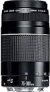 Canon lens EF75-300MM F4-5.6 III