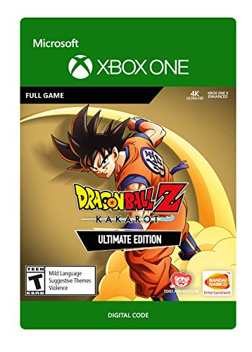 Dragon Ball Z: Kakarot Ultimate Edition - Xbox One [Digital Code]