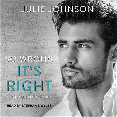 So Wrong It's Right audiobook cover art
