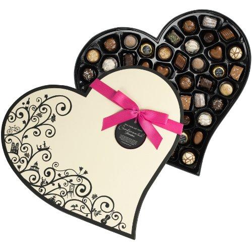 Thorntons - Scatola di cioccolatini a forma di cuore