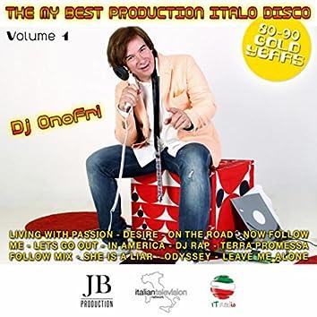 DJ Onofri Presents: My Best Production Italo Disco Vol. 1