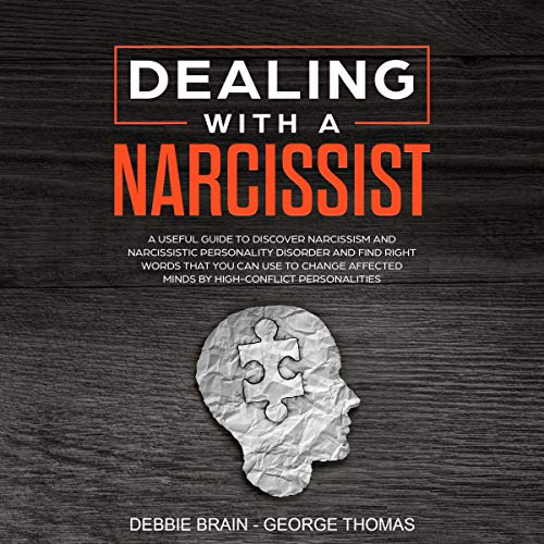 Dealing with a Narcissist cover art