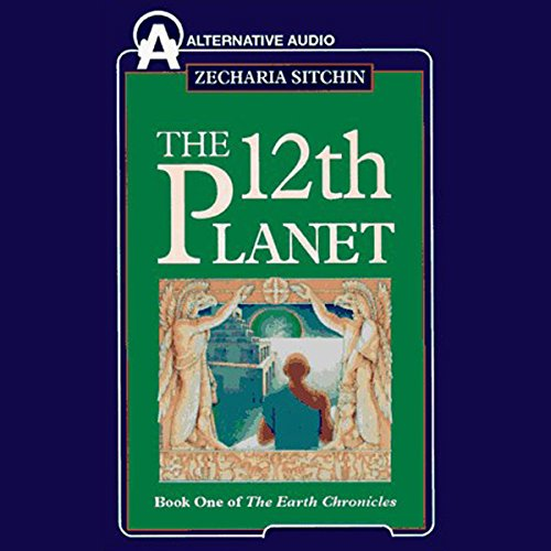The Twelfth Planet audiobook cover art