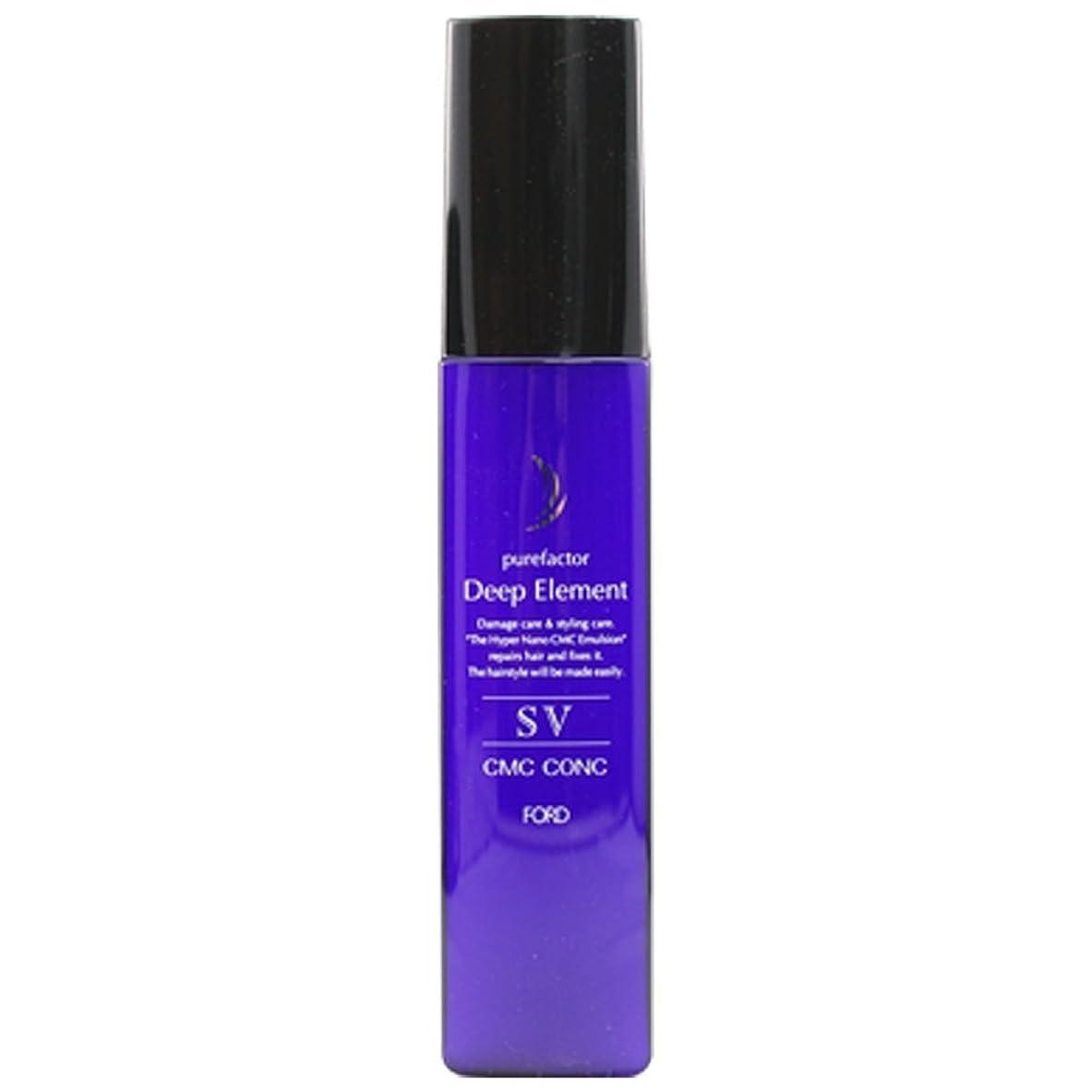 誘惑するメイン発見するフォードヘア化粧品 ディープエレメント SV CMCコンク 90g