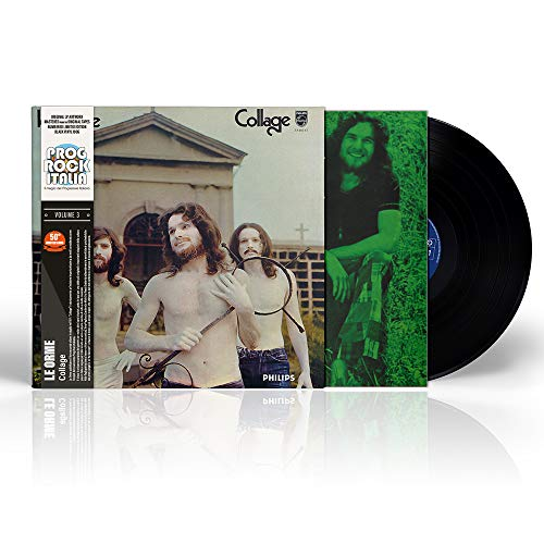 COLLAGE – 50th Anniversary Remastered Edition (Vinile 180gr)