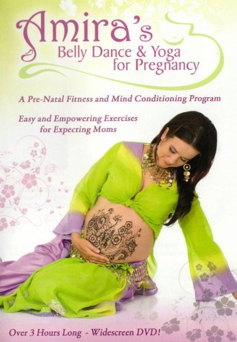 Amira's Belly Dance & Yoga For Pregnancy Prenatal Exercise by Bayview Entertainment/Widowmaker