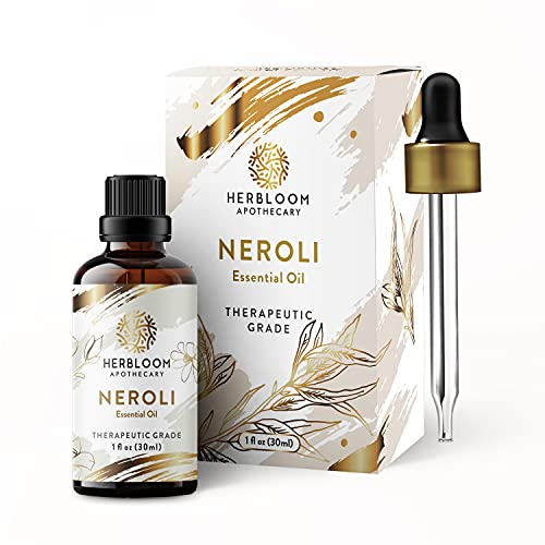 Herbloom Organic Essential Oil, 30ML Organic (Neroli, 30ML)