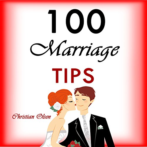 100 Marriage Tips audiobook cover art