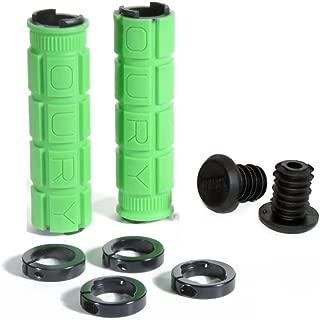 Oury Grip Lock On Grip Bonus Pack, Green