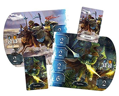 Queen Games 46252 - Immortals Queenie 1: Neue Völker