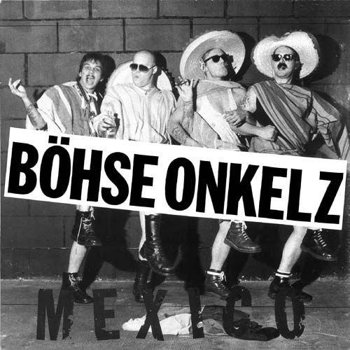 Böhse Onkelz - Mexico - Rock-O-Rama Records - RRR 55