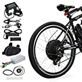 Voilamart 26' Rear Wheel Electric Bicycle Conversion Kit, 48V 1000W...