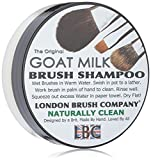 London Brush Company Makeup Pinsel Seife LBC Pure Goat Milk Brush Shampoo: Naturally Clean 1oz, 1 Stück