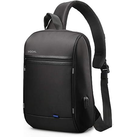 Smart Fingerprint Lock Backpack,Portable Anti-Theft Light and Comfortable Laptop Bag Shoulder Bag with USB Charging