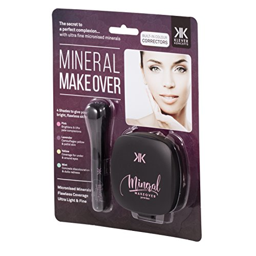 Mineraal- make-up compact poeder