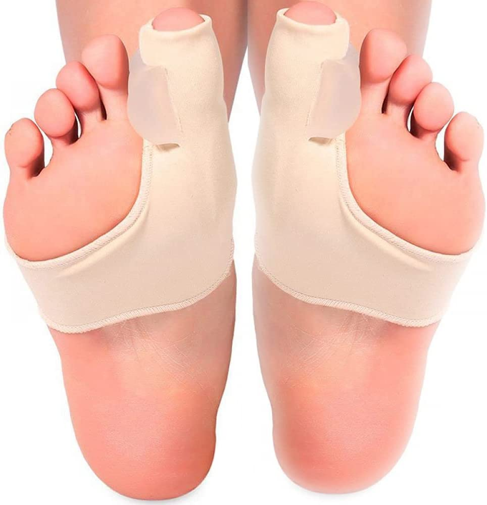 NO ONE Bunion Sleeve - The Ultra New product type Discount is also underway Hallux Corrector Valgus Thin