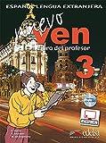 Nuevo Ven 3 - Guide pédagogique+cd