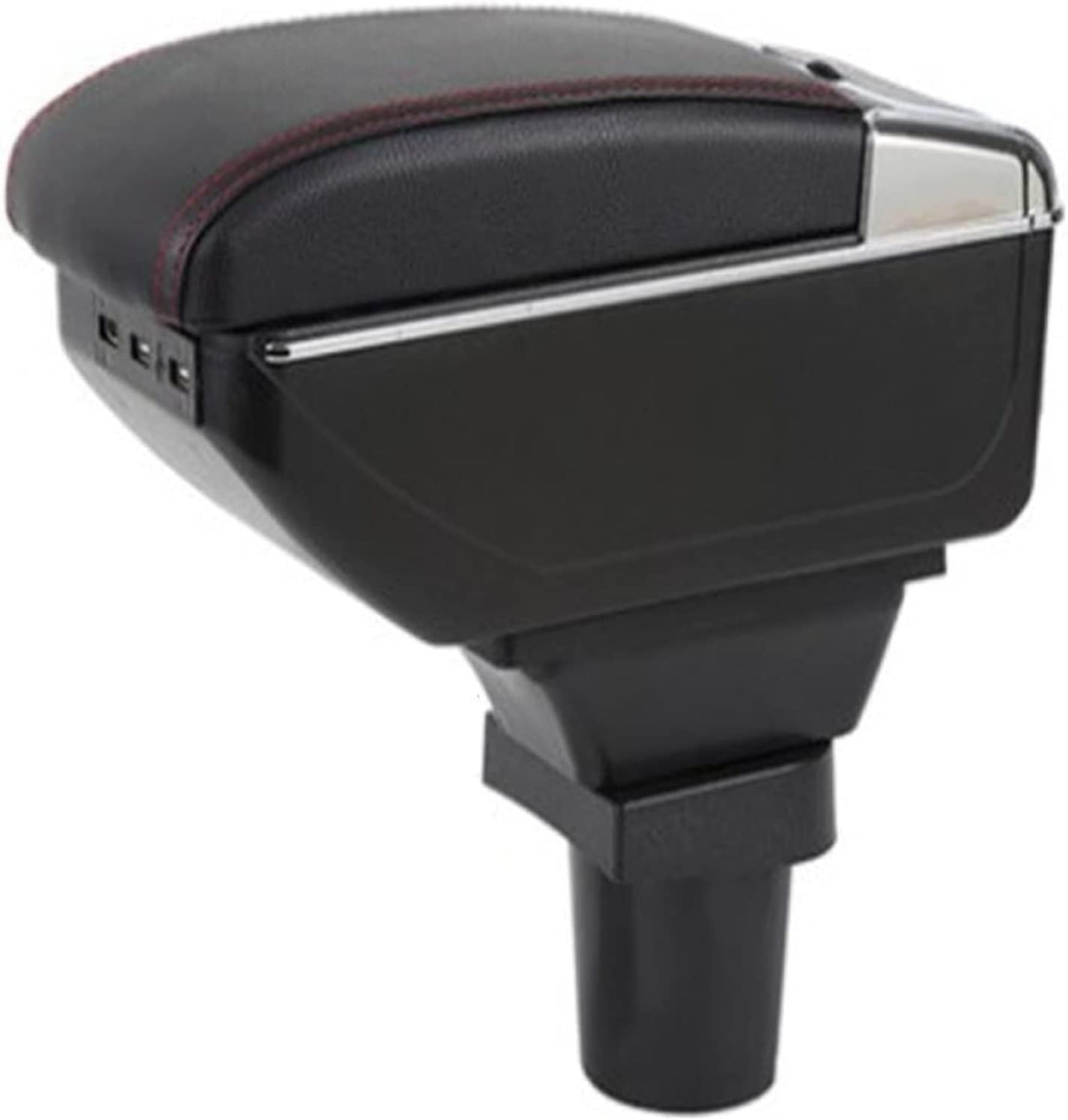 Limited price sale Sobneqce for Mitsubishi Colt Super beauty product restock quality top! Armrest D Charging Heighten USB Box