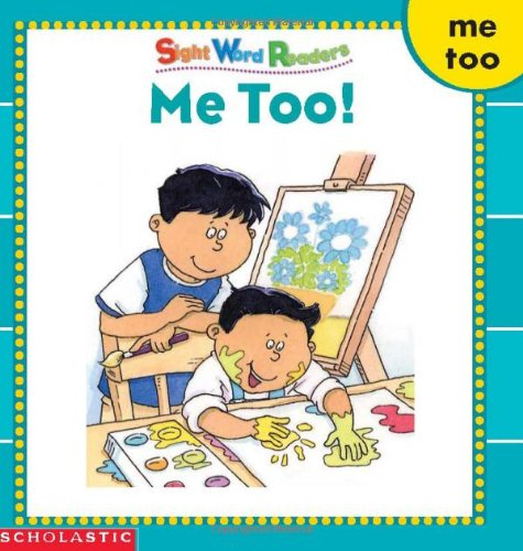 Me Too (Sight Word Library)の詳細を見る