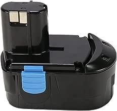 POWERAXIS 18V 2.0Ah EB1814S Hitachi Replacement Battery for Hitachi EB1812S EB1814SL EB1820L EB1824L EB1826HL EB1830HL C 18DL C 18DLX WR 18DMR WR18DL, Hitachi 18 volt Battery