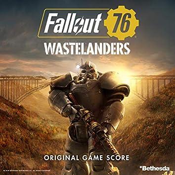 Fallout 76: Wastelanders (Original Game Score)