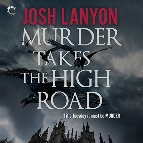 Murder Takes the High Road cover art