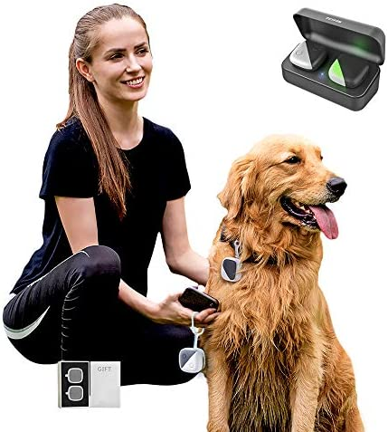 PETFON GPS Pet Tracker for Dogs No Monthly fee Real Time Tracking Device Only for Dog with Gift product image