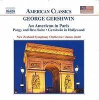 ガーシュウィン:パリのアメリカ人/ポーギーとベス(ニュージランド響/ジャッド)