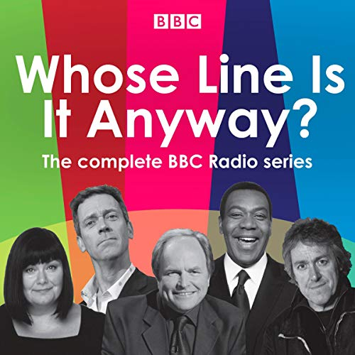 Whose Line Is It Anyway?  By  cover art