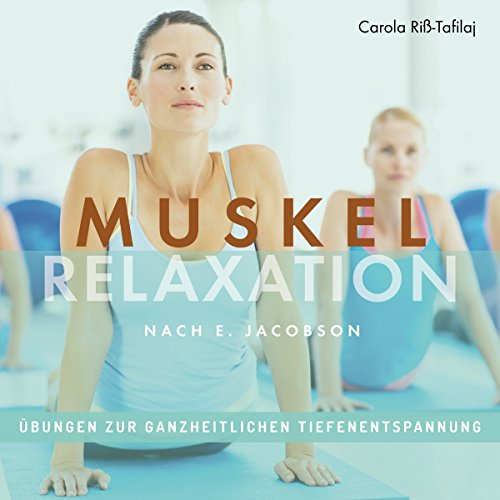 Muskelrelaxation nach E. Jacobson audiobook cover art