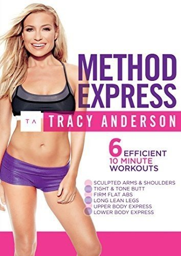 small Tracy Anderson: Method Express