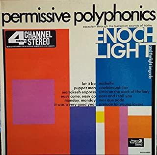Permissive Polyphonics: Escapism Through the Turned-On Sounds of Today