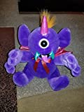 One Eyed One Horned Purple People Eater Singing & Dancing stuffed toy
