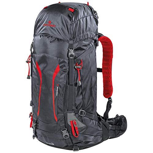 Ferrino Unisex– Erwachsene Finisterre Rucksack, schwarz, 48 L