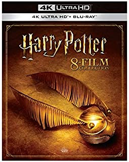 WarnerBrothers Harry Potter Collection (8Pk/4K Ultra Hd + Blu-Ray)