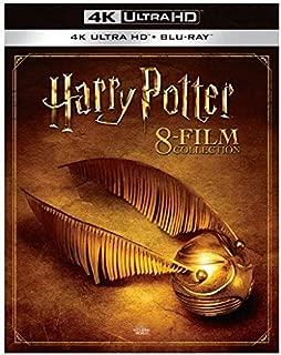 Harry Potter Collection (8pk/4K Ultra HD + Blu-ray)