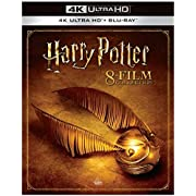 Harry Potter: 8-Film Collection [4K Ultra HD + Blu-ray]