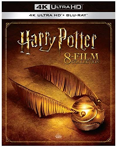 Harry Potter 8-Film-Kollektion (4kUHD) [Blu-ray]