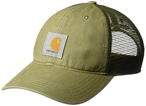 Carhartt 100286 Buffalo Cap One Size Burnt Olive