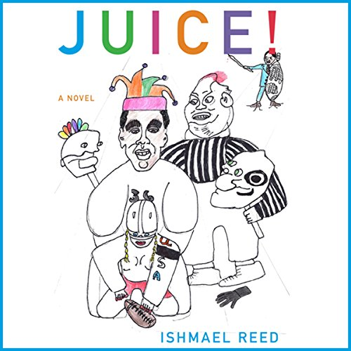 Juice! audiobook cover art