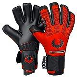 Renegade GK Eclipse Diablo Professional Goalie Gloves with...