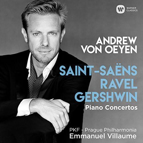 Andrew von Oeyen feat. Emmanuel Villaume