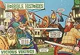 Horrible Histories Vicious Vikingos 250 Piezas Rompecabezas de Paul Lamond Games, Color Verde 7285