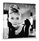 1art1 76419 Audrey Hepburn - Frühstück Bei Tiffany S/W