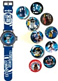 Underground Toys Doctor Who Projection LCD Wrist Watch