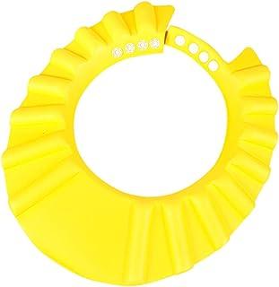 Safe Shampoo Shower Bathing Protection Bath Cap Soft Adjustable Visor Hat for Toddler, Baby, Kids, Children,Infant, Newborn