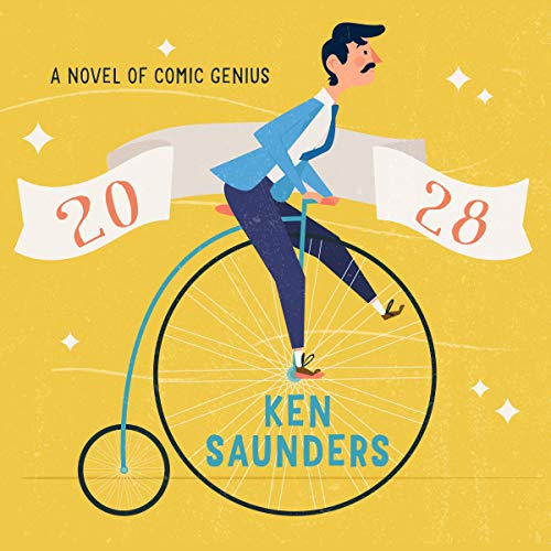 2028 audiobook cover art
