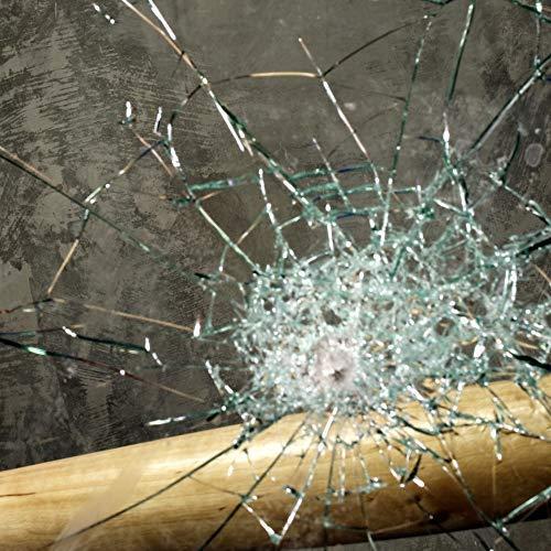 TipTopCarbon 8,22€/m² Fenster Splitterschutz Folie 200 x 152cm Sicherheitsfolie Splitterschutzfolie Einbruchschutzfolie Fensterfolie Folie