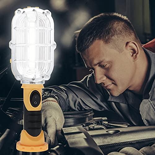 LED Arbeitsleuchte Baustrahler tragbar...